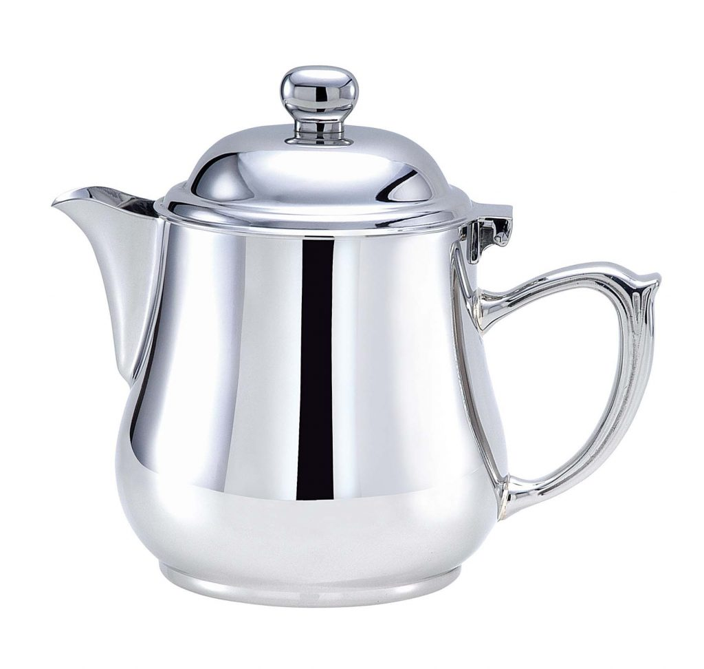 TEA POT (Note: Please specify order code for correct sizes/product when placing order)