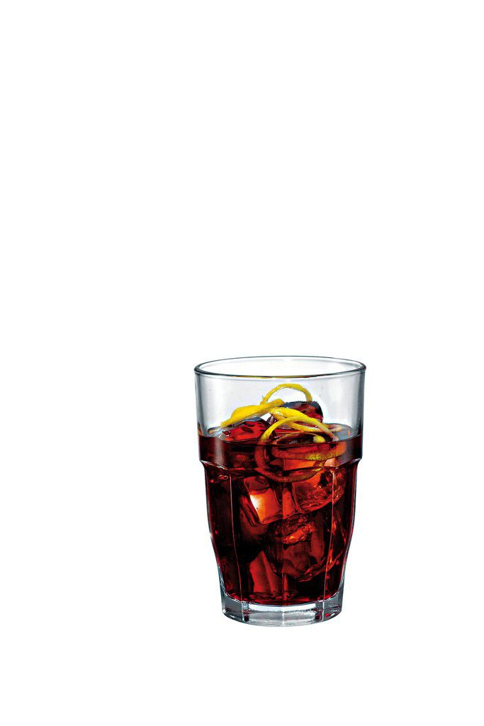 ROCK BAR RANGE- LONG DRINK 37cl (24) H120mm W83mm