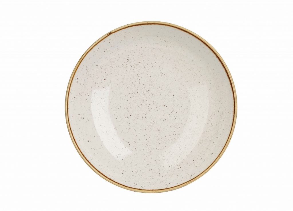 STONECAST – BARLEY WHITE COUPE BOWL (Note: Please specify order code for correct sizes/product when placing order)