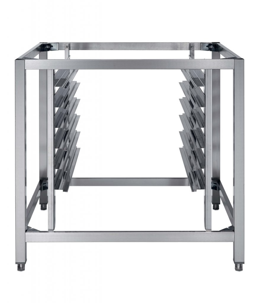SUPPORTING FRAME WITH TRAY HOLDERS-[CABOTO]