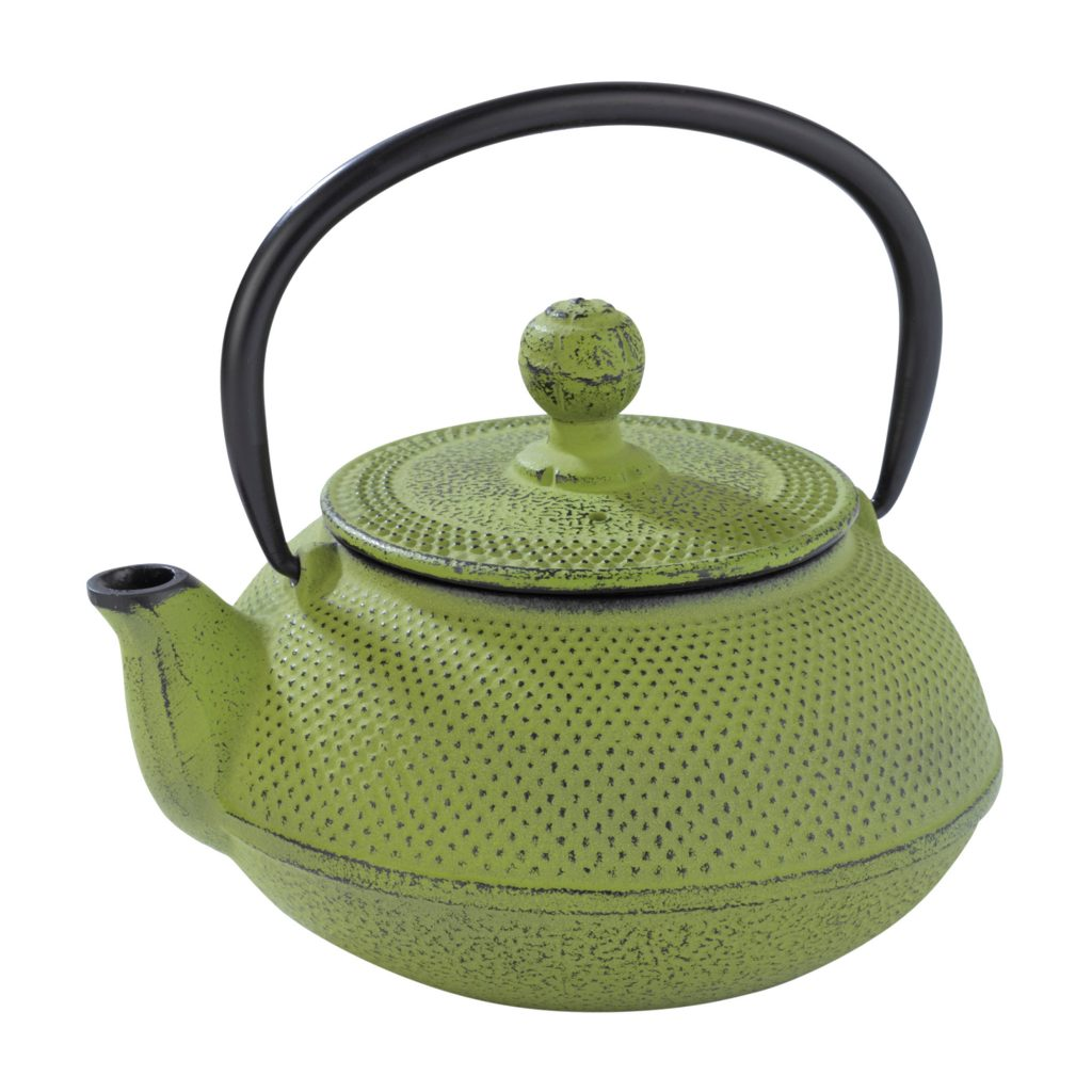 CAST IRON TEA POT (Note: Please specify order code for correct sizes/product when placing order)
