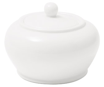 PRIMA RANGE-SUGAR BOWL WITH LID (Note: Please specify order code for correct sizes/product when placing order)