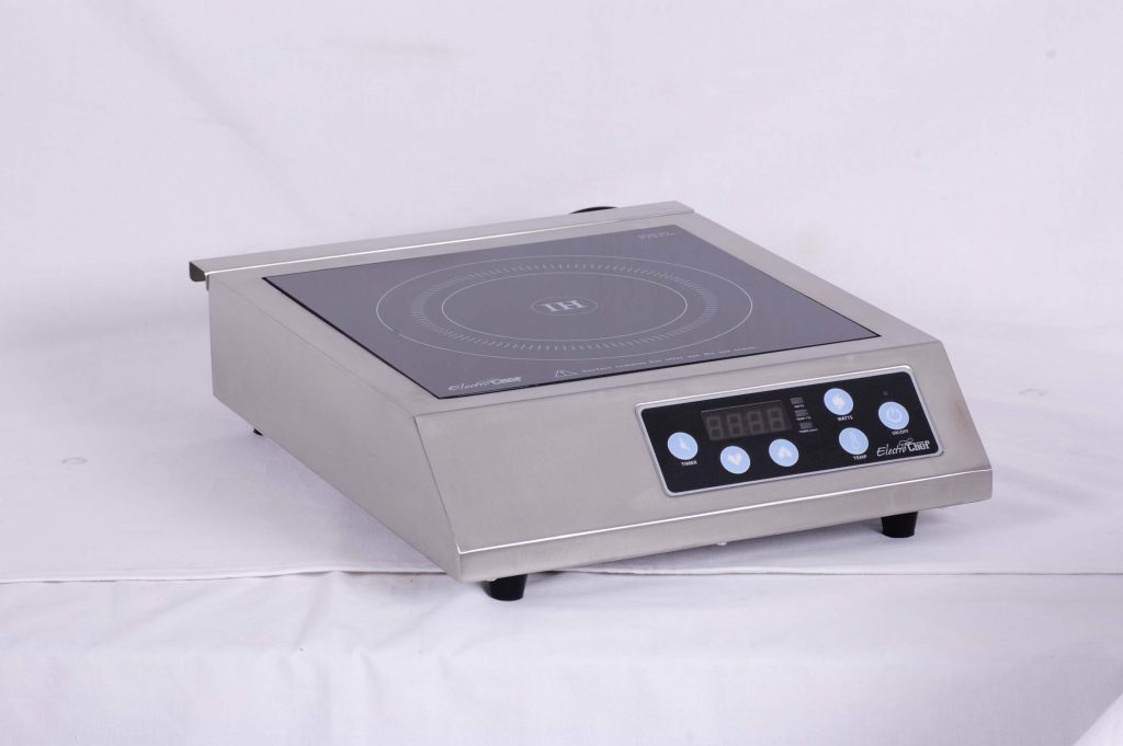 INDUCTION PLATES -INDUCTION COOKER 3.5kW – SINGLE