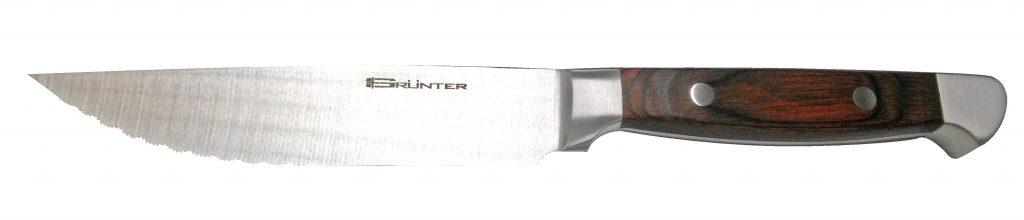 GRUNTER PROFESSIONAL KNIVES- ELEGANCE – SHARP TIP 125mm (WH)