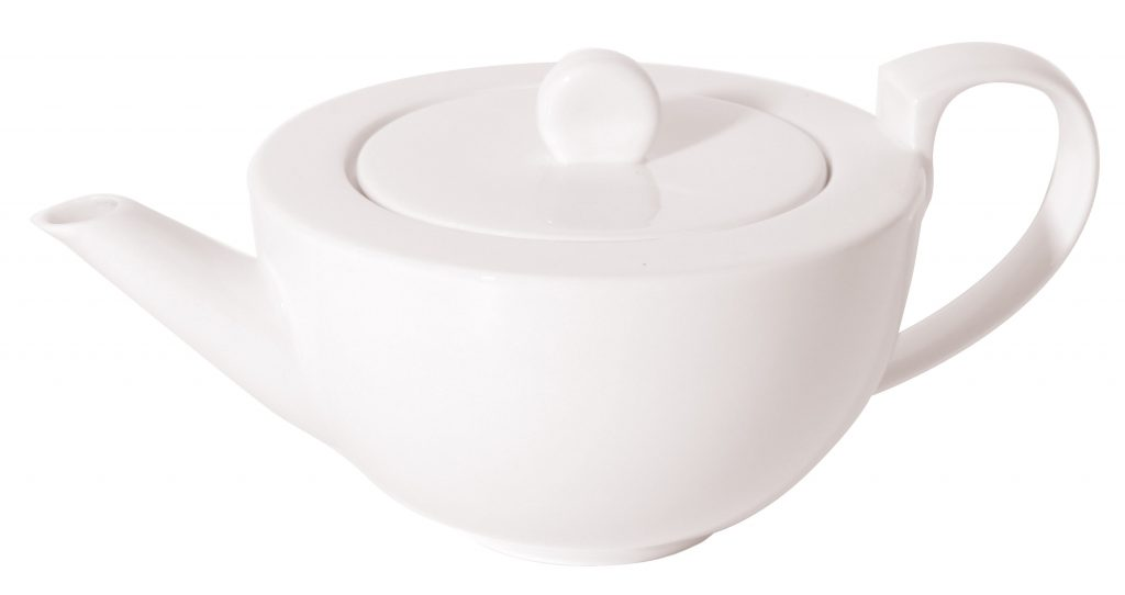 CONCORD-TEA POT WITH LID (Note: Please specify order code for correct sizes/product when placing order)