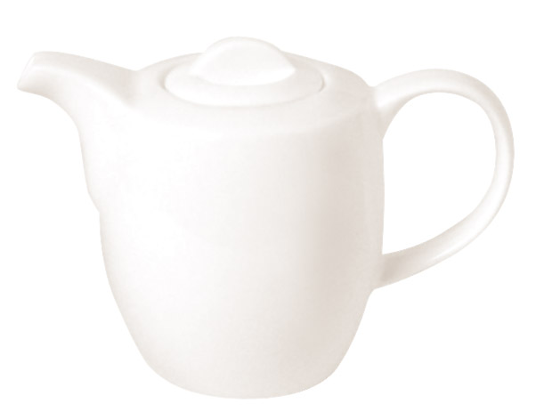 CLASSIC NEW BONE-COFFEE POT WITH LID (Note: Please specify order code for correct sizes/product when placing order)