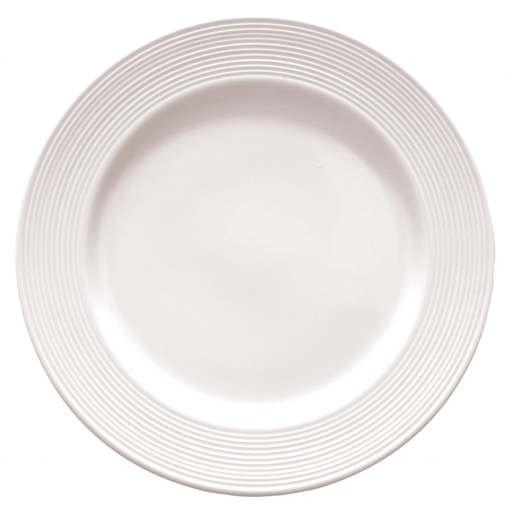 LINE – RIM PLATE (Note: Please specify order code for correct sizes/product when placing order)