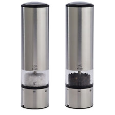 ELIS- S/STEEL PEPPER AND SALT MILL (Note: Please specify order code for correct sizes when placing order)