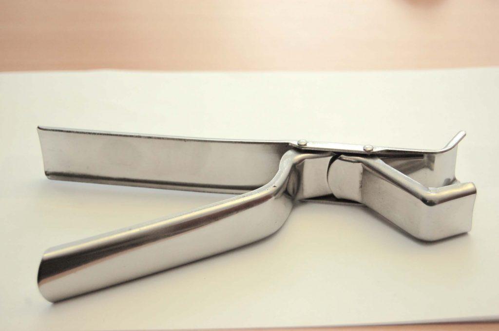MULTI PURPOSE GRIPPER -PAN GRIPPER STEEL – 195mm