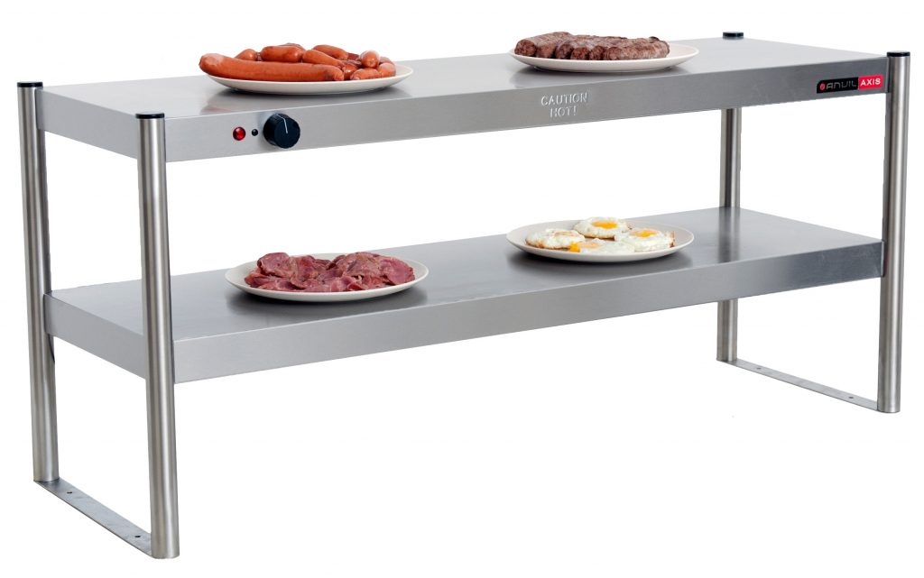RISER SHELVES- 2300mm (Note: Please specify order code for correct sizes/product when placing order)