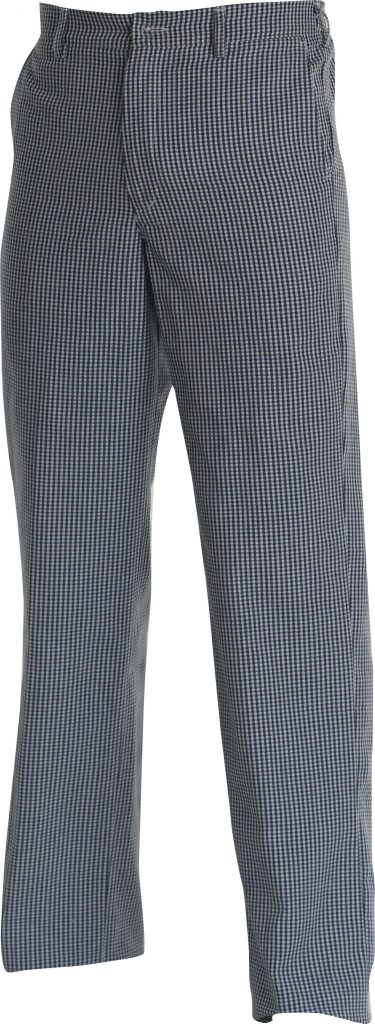 BLUE CHEF TROUSERS (Note: Please specify order code for correct sizes when placing order)