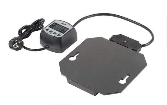 EURO / IBIS ACCESSORIES-ELECTRIC HEATER UNIVERSAL WITH DIGITAL CONTROLLER