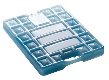 DOMINO – MODULAR BUFFET SYSTEM RECTANGULAR -COLD DISPLAY ICE PACK POLYETHELENE