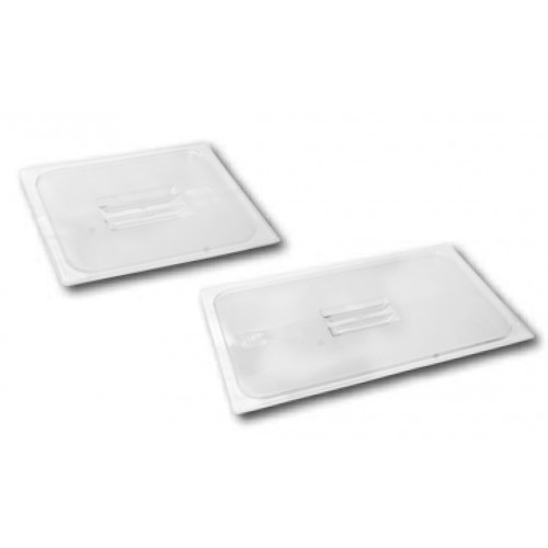 SOLID LIDS -INSERT – THIRD LID SOLID PC (CLEAR)
