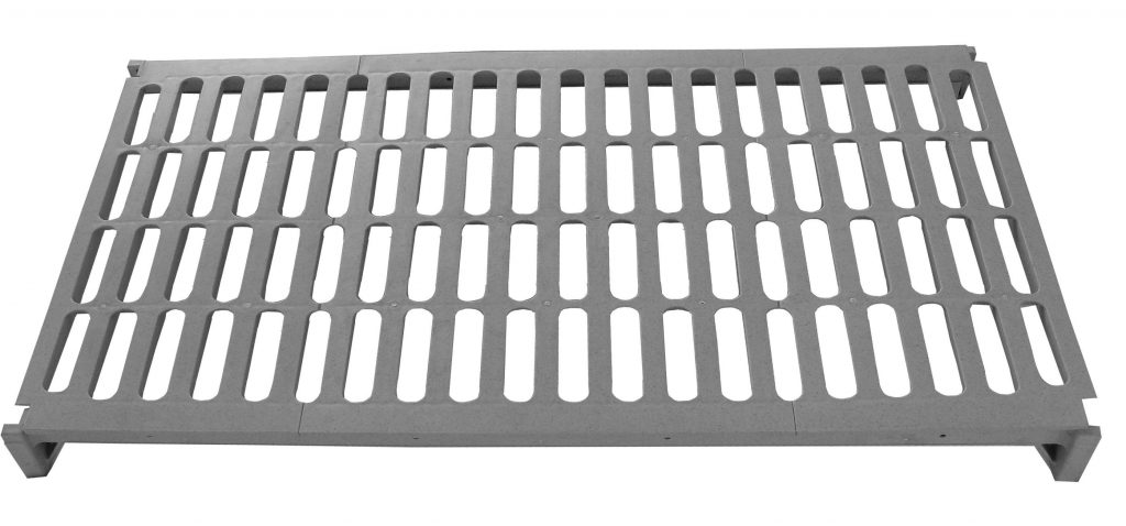 PLASTIC SHELVING – SPARE SET- 910 x 610mm